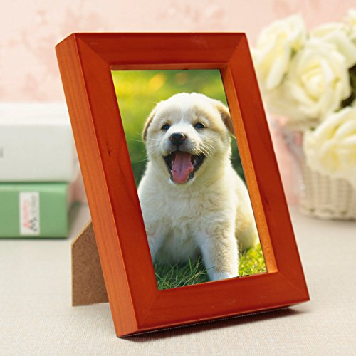 Bazaar 6 Inch Scaffolding Frame Picture Frames Wooden Standing Photo Frames Home Decoration