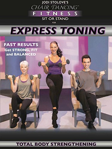 Chair Dancing Fitness Express Toning by