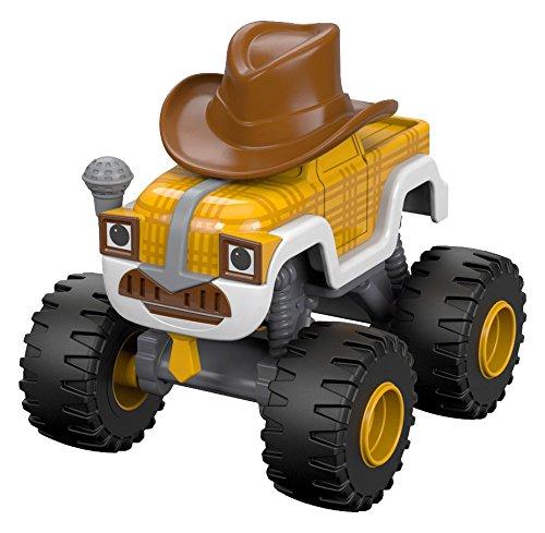 Fisher-Price Nickelodeon Blaze & the Monster Machines Bump Bumperman Vehicle