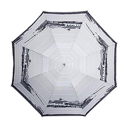 Paraguas de pintura al óleo para Van Gogh 2017, con paraguas innovador para todo tipo