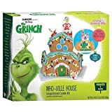The Grinch Who-ville Gingerbread House Kit