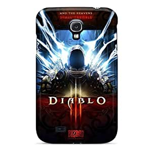 Hard Plastic Galaxy S4 Case Back Cover,hot Diablo 3 And The Heavens Shall Tremble Case At Perfect Diy