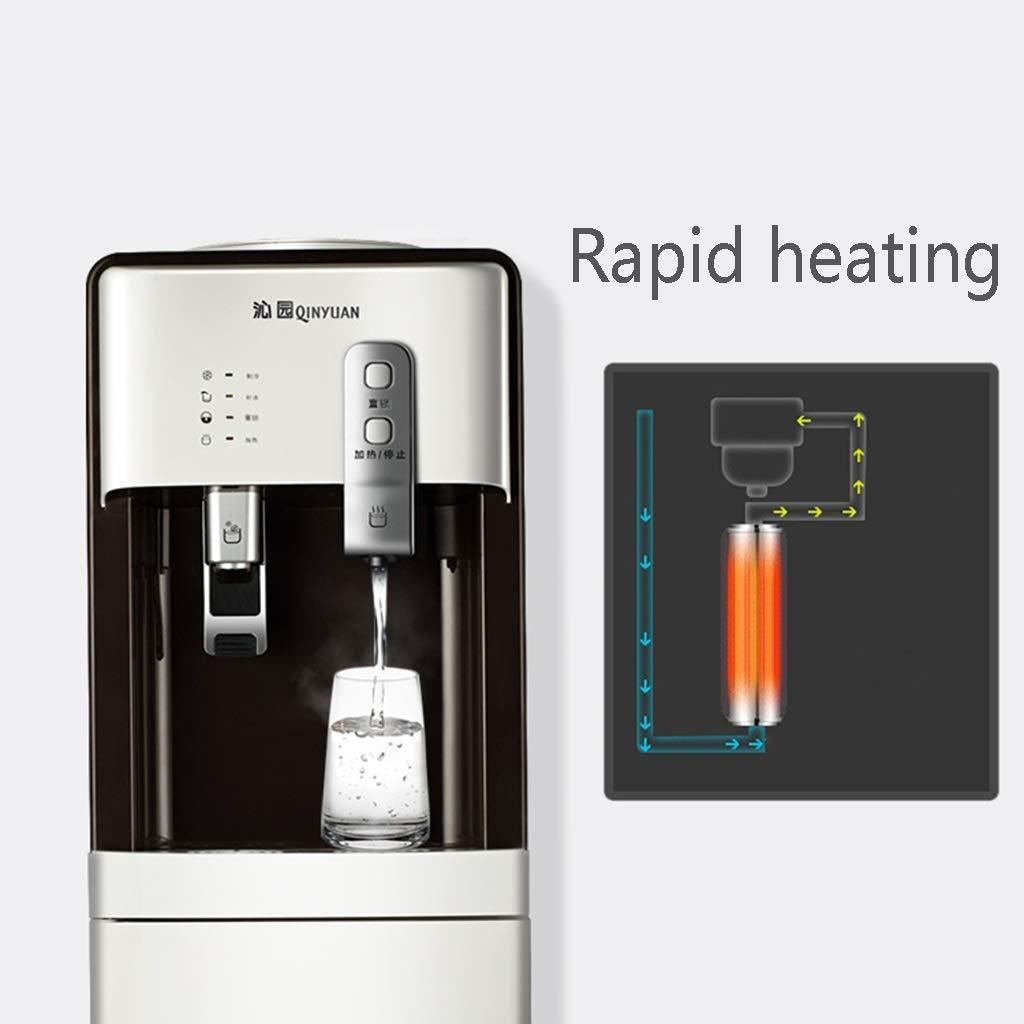 Dispensador de enfriador de agua de carga superior con función de ...