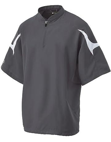d225e2b0a4f Augusta Sportswear Pinstripe Full Button Baseball Jersey · Holloway MEN S  EQUALIZER JACKET Sportswear