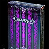 Artifice Deck - Performance Coated Playing Cards (2nd Edition) by Ellusionist - Purple