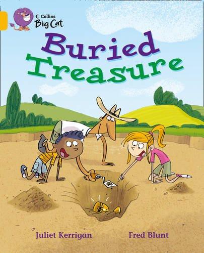 Download Buried Treasure (Collins Big Cat) pdf epub