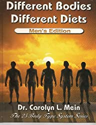 Different Bodies Different Diets (Men's and Women's Edition set)
