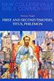 First and Second Timothy, Titus, Philemon, Terence J. Keegan, 0814628680