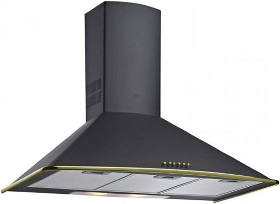 Teka DMR 975 603 m³/h De techo Negro A - Campana (603 m³/h, Canalizado, A, F, C, 53 dB): 275.59: Amazon.es: Grandes electrodomésticos