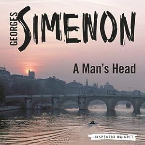 A Man's Head Hörbuch
