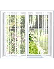 Magnetische vliegengaas voor ramen, Magnetische insectengaas hordeur, magnetisch Vliegengordijn, insectenhor muggengaas magneet Vliegenhor voor raam en hordeur