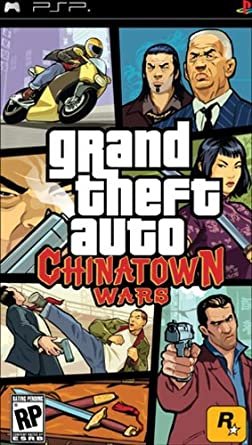 Buy Grand Theft Auto: Chinatown Wars (PSP) Online at Low