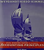 Accounting Principles, Chapters 14-27, Electronic Working Papers 9780471441137