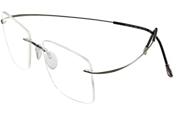 f372cc7a2cec Image Unavailable. Image not available for. Color: SILHOUETTE Eyeglasses  TMA Must Collection 5515 ...