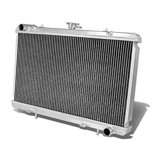 For Nissan 240SX Full Aluminum 2-Row Racing Radiator - S13 ()