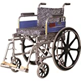 Vissco Invalid Folding Wheel Chair with Mag Wheels - Universal (Delux)