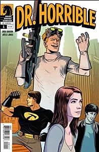 Dr. Horrible #1 C (Variant Cover C aka Variant #2)