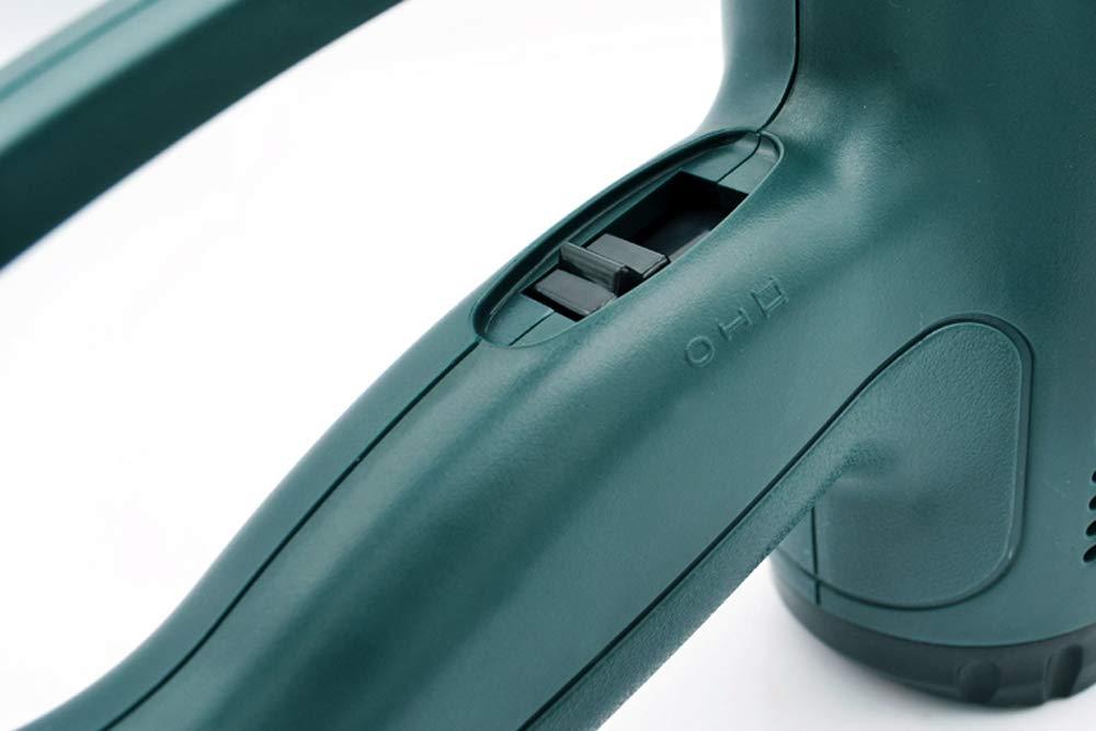 temperatura ajustable de 100 /°C a 650 /°C Flybiz Pistola de aire caliente de 2000 vatios con pantalla LCD trasera Controles digitales soldadura descongelaci/ón y secado contracci/ón