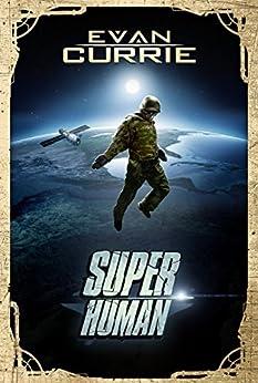 Superhuman by [Currie, Evan]