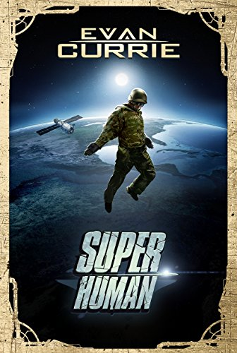 Superhuman cover