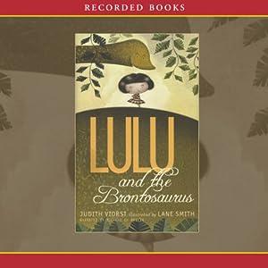 Lulu and the Brontosaurus Audiobook