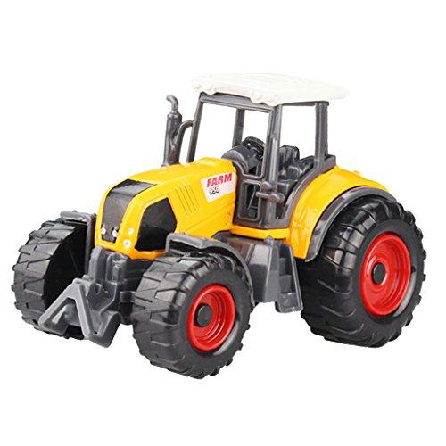 SONONIA 合金製 ミニ農場車両 トラック モデル 子供 屋内と屋外ゲーム ギフト 全10色選べ - #7  22.5 * 6センチメートル