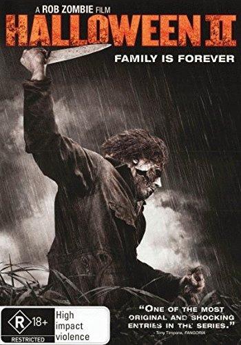 Halloween 2   A Rob Zombie Film   NON-USA Format   PAL   Region 4 Import - (Rob Zombie Halloween 2 Dvd)