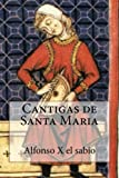 img - for Cantigas de Santa Maria (Portuguese Edition) book / textbook / text book