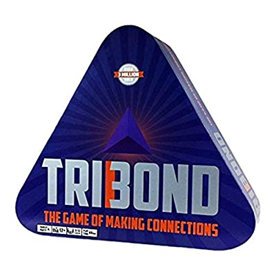 Everest Toys Tribond Card Game: Toys & Games [5Bkhe0304195]