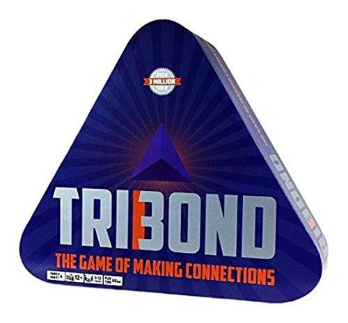 Everest Toys Tribond Card Game (Best Of Tribond Instructions)