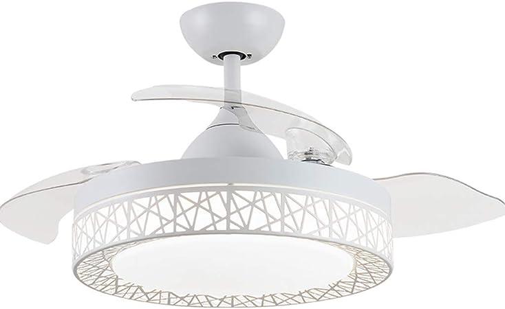 NHX Ventilador Invisible Lámpara de Techo Ventilador de Techo ...