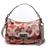 Coach Kristin 22743 Chain Link Print Crossbody Bag