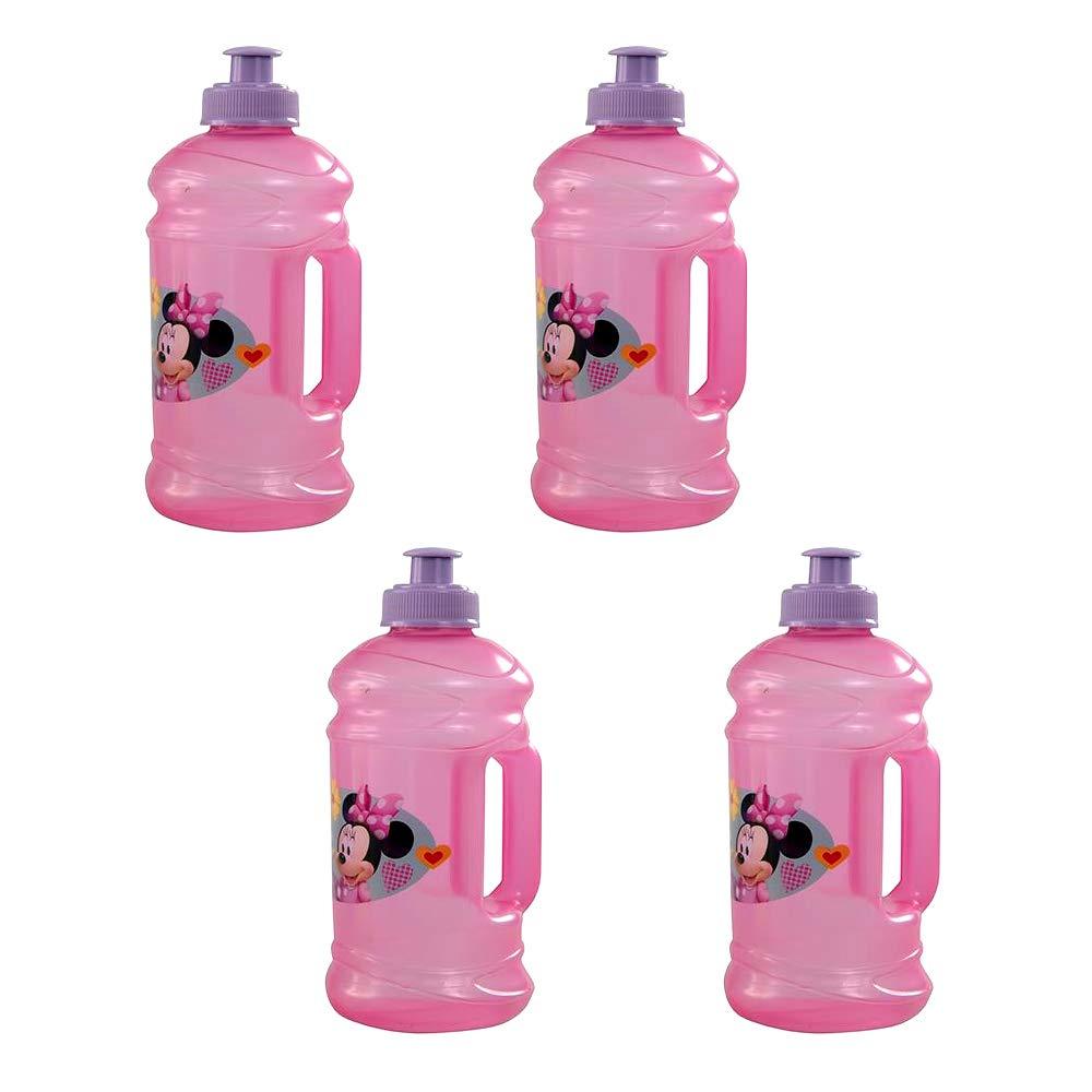 Zak Designs 3-Pack Marvels Deadpool 25oz Aspen Tritan Water Bottle Sipper Ring Top BPA-free