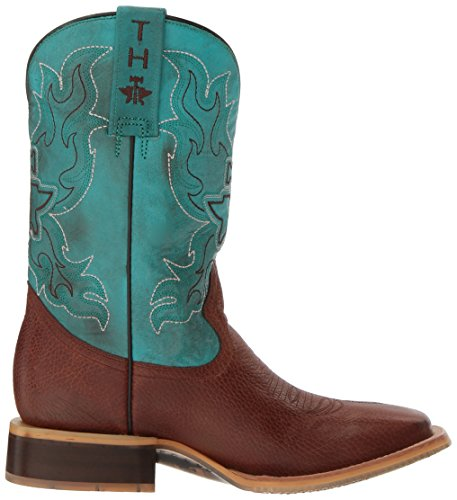 Cowboy Tin Boot Shoes Haul Work Tan Men's qZvwt
