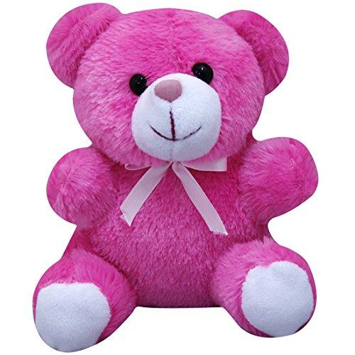 Casotec Cute Teddy Bear Stuffed Soft Plush Soft Toy  18 CM