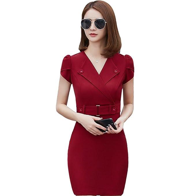 hot sale online 41986 bef86 Estate Office abito elegante femminile Business Lavoro ...