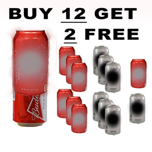 Hide A Beer can Covers Buy 12 Get 2 Free - 14 ()