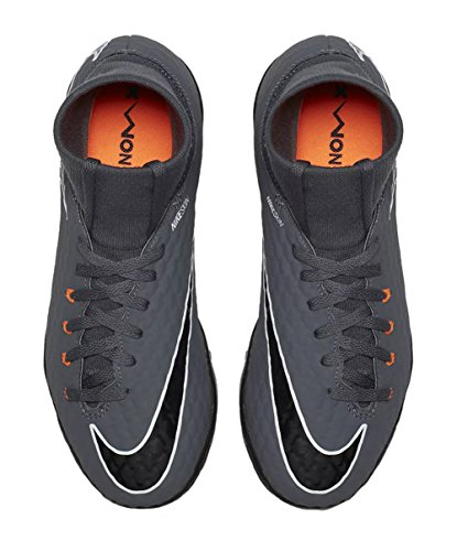 Academy Mixte Dark Chaussures Multicolore Oran Total TF Jr 081 Phantomx NIKE Grey 3 Enfant de DF Fitness qzfwC7Bx