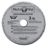 MasterMind 800346 Compact Precision 3-Inch Diamond Grit Circular Saw Blades