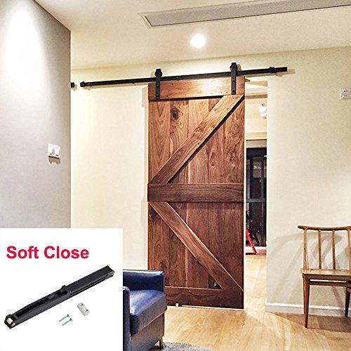5 panel wood door - 4