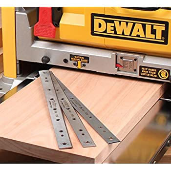 Carbide Tipped Knives For Dewalt 734 Planer 3 Pc