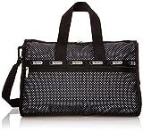 LeSportsac Medium Weekender Duffel Bag (Jet Set Pin Dot)