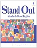 Stand Out L4- Text/Grammar Challenge, Jenkins, Geraint H. and Jenkins, Rob, 0838443974