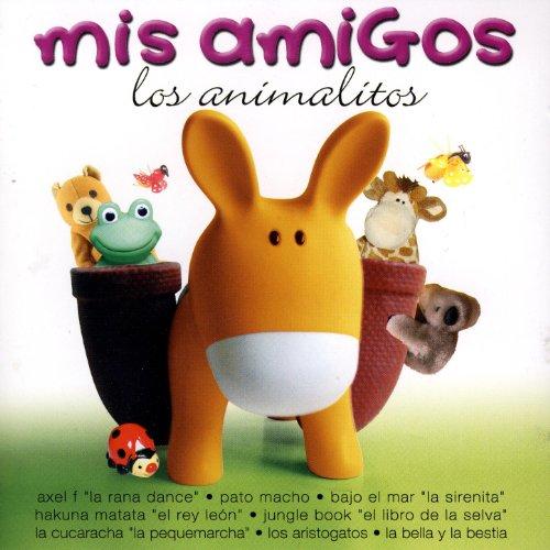 Amazon.com: Mis Amigos Los Animalitos: Vanessa y Los Punto Com: MP3