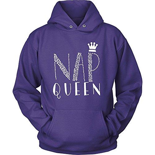 Queen Queen Kids Sweatshirt - 8