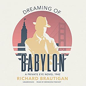 Dreaming of Babylon Audiobook