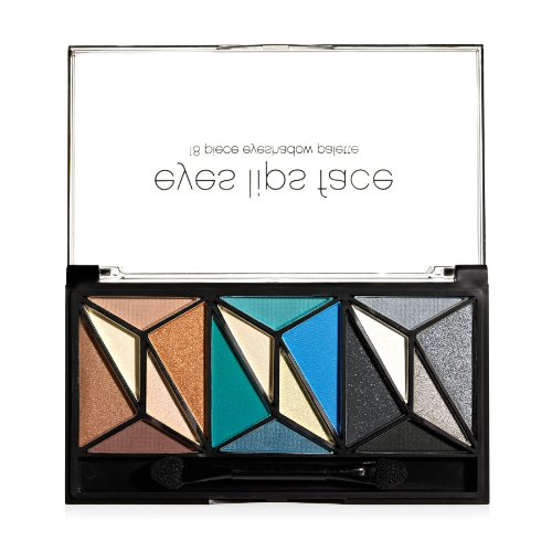 e.l.f. ELF 18 Piece Geometric Eyeshadow Palette