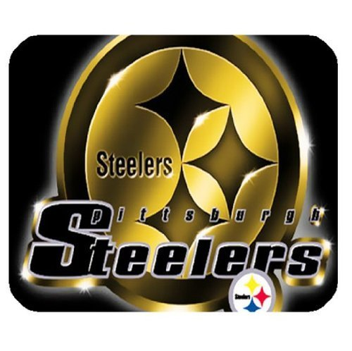 Square Mouse Pad with Special Design for Steelers Team - Computer Team Mouse