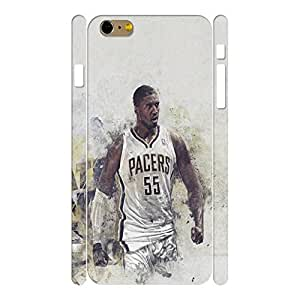 Beauty Charm Basketball Player Series Handmade Phone Shell Skin for Iphone 6 Plus Case - 5.5 Inch by icecream design