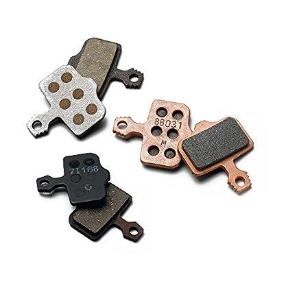 Image of Avid Disc pads, Elixir - organic/alum (20/pr) Disc Brake Sets